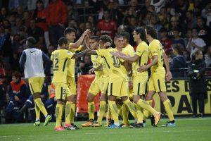 نيمار يسجل هدفه الأول مع باريس سان جيرمان في الجولة الثانية بالدوري الفرنسي