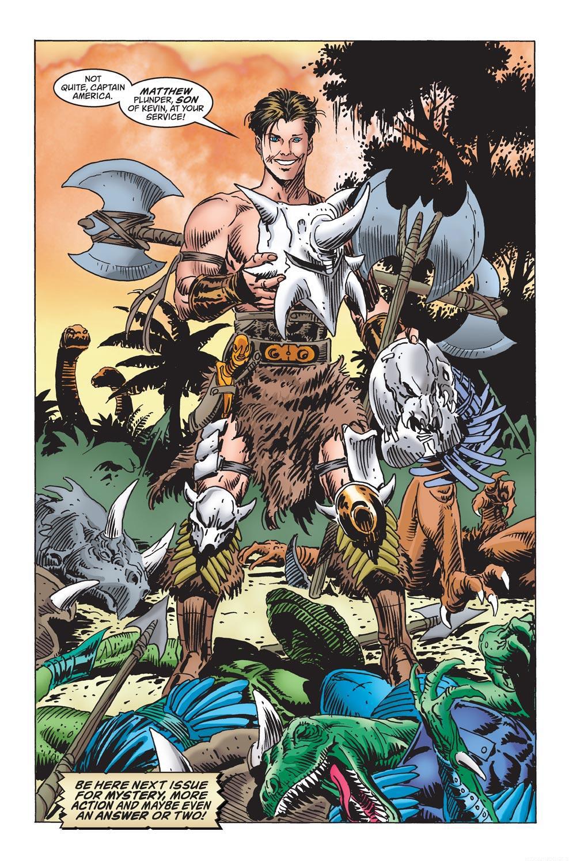 Captain America (1998) Issue #28 #34 - English 21