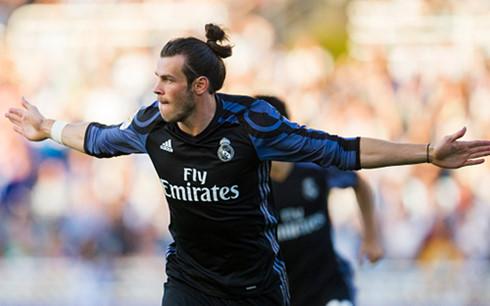 Bale tỏa sáng rực rỡ với 1 cú đúp