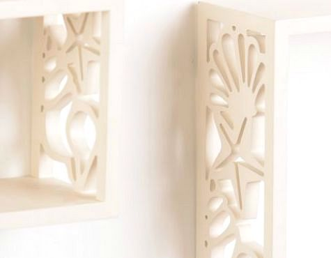 Starfish and Seashell Cubes