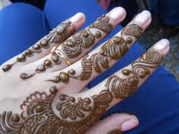 Attractive & Beautiful Hd Desgin Of Mehandi 54