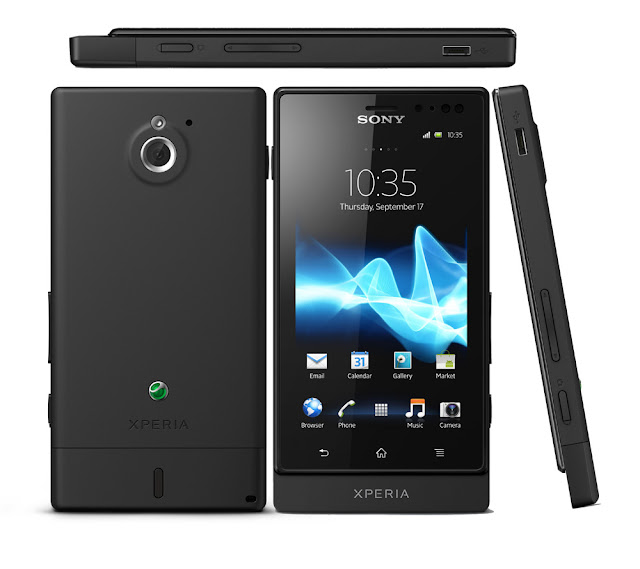 Sony Xperia Sola images and features photos 2