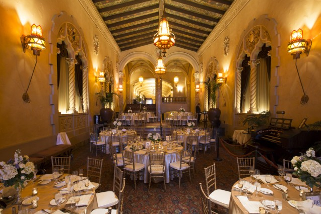 San Jose Wedding Venues California Theatre
