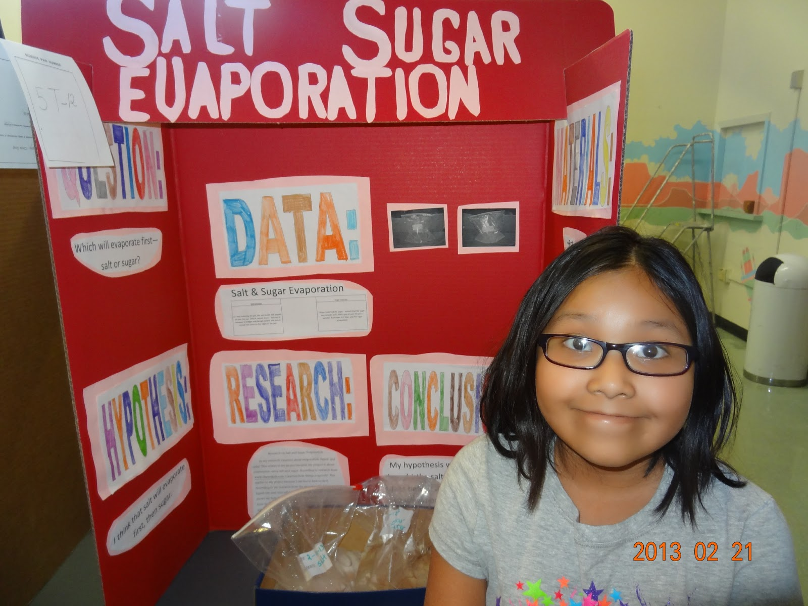 Junior Historians Science Fair Projects