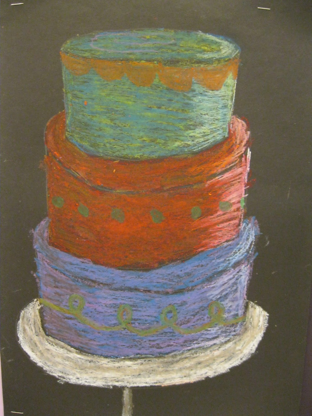 The Art of Creativity Wayne Thiebaud Cakes