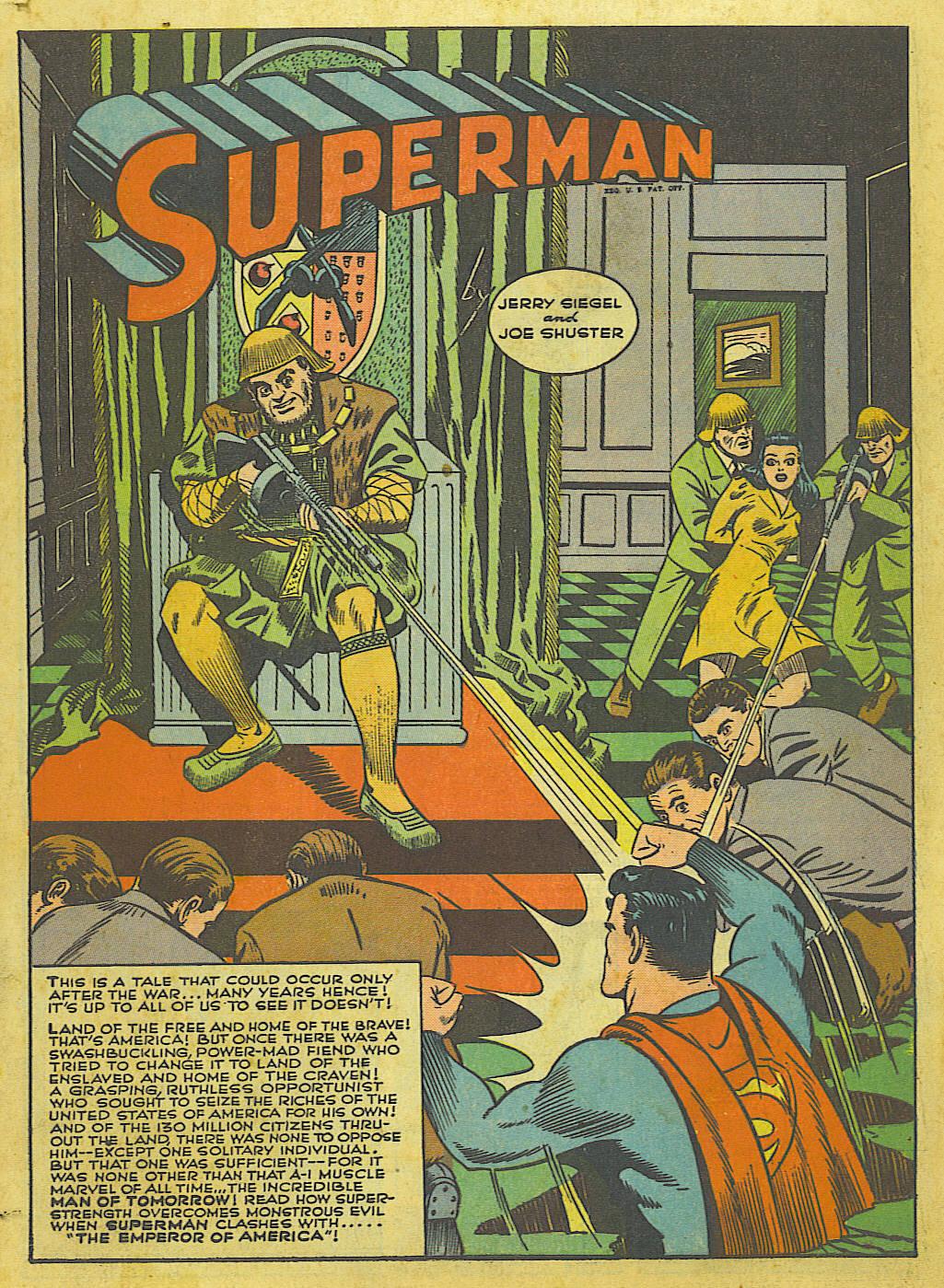 Action Comics (1938) 52 Page 2