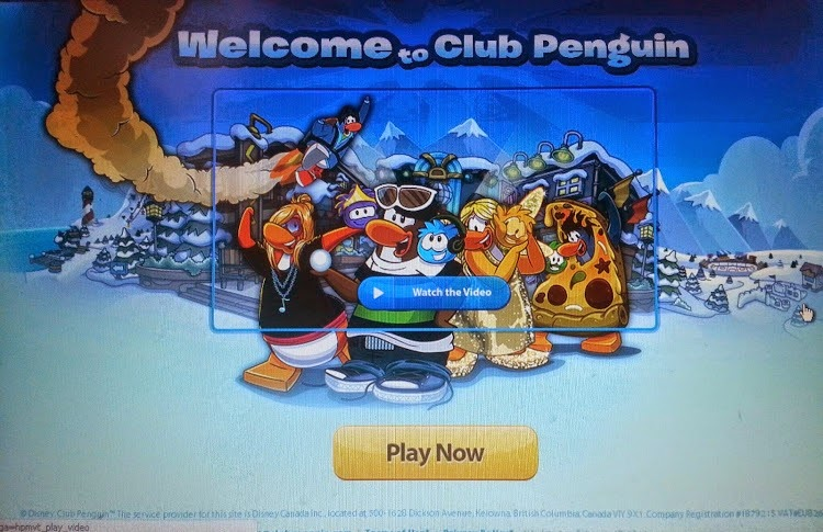 Club Penguin game and magazine review