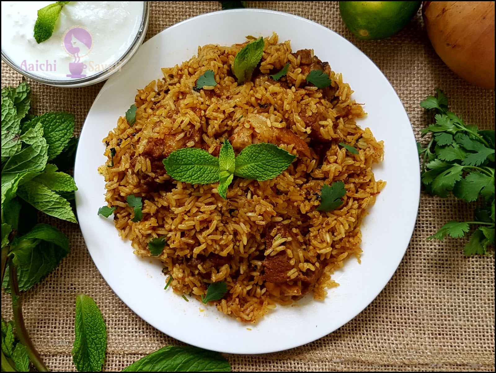 pulao in instant pot