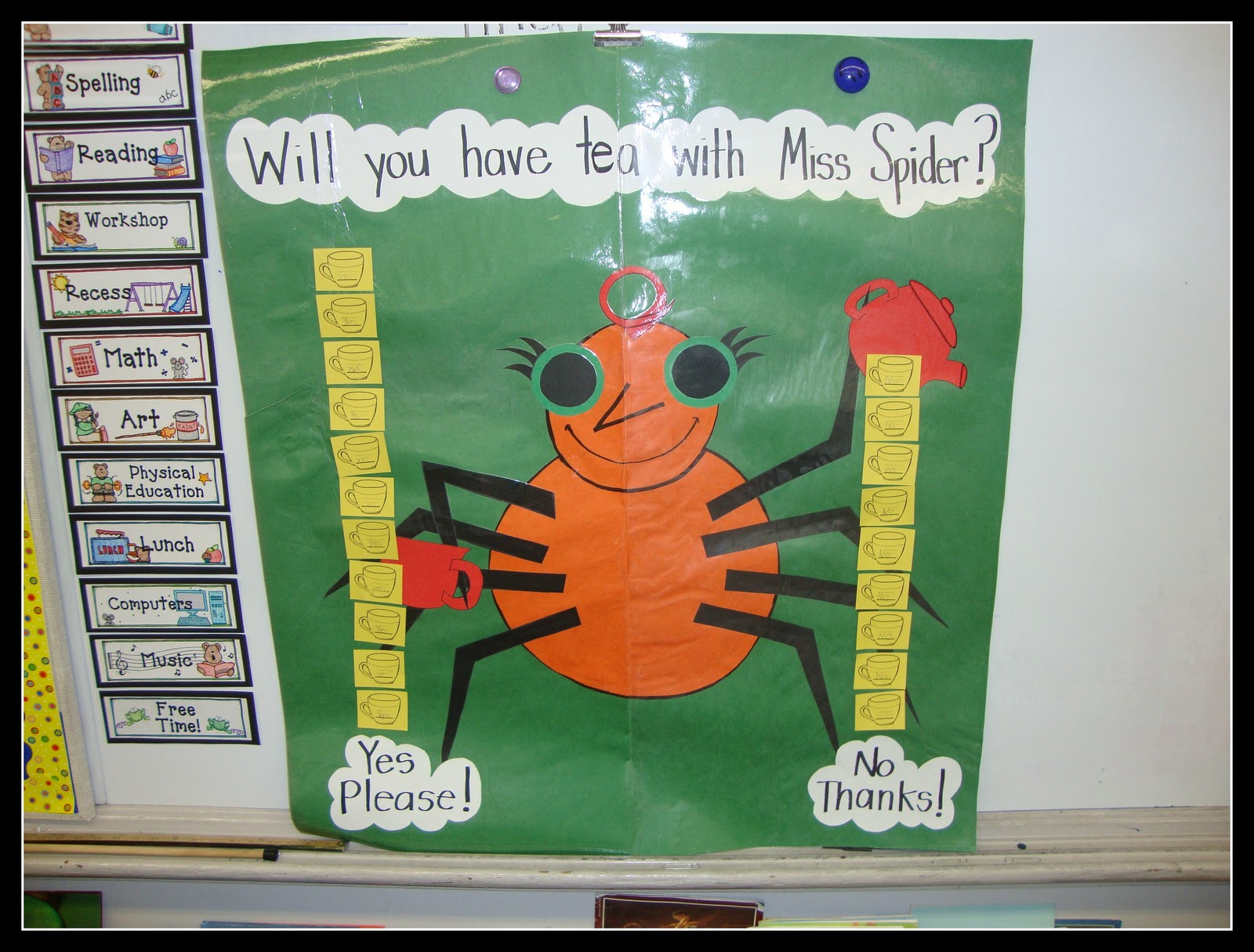 Today In First Grade Spiders Spider Spiders
