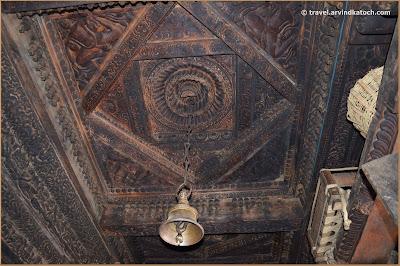 Wooden Temple, Rooftop, Shakti Devi temple,