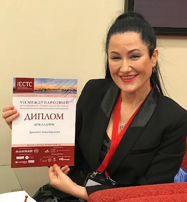 VII Congreso de medicina estética en Rusia