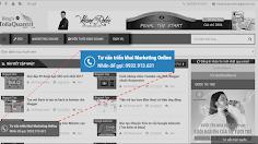 Tiện ích tạo icon liên hệ có chữ cho blogger