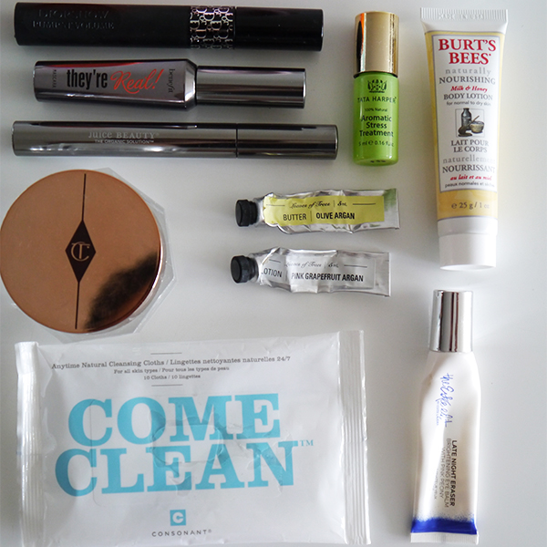 Round-up of empty and used beauty and skincare products for August 2017