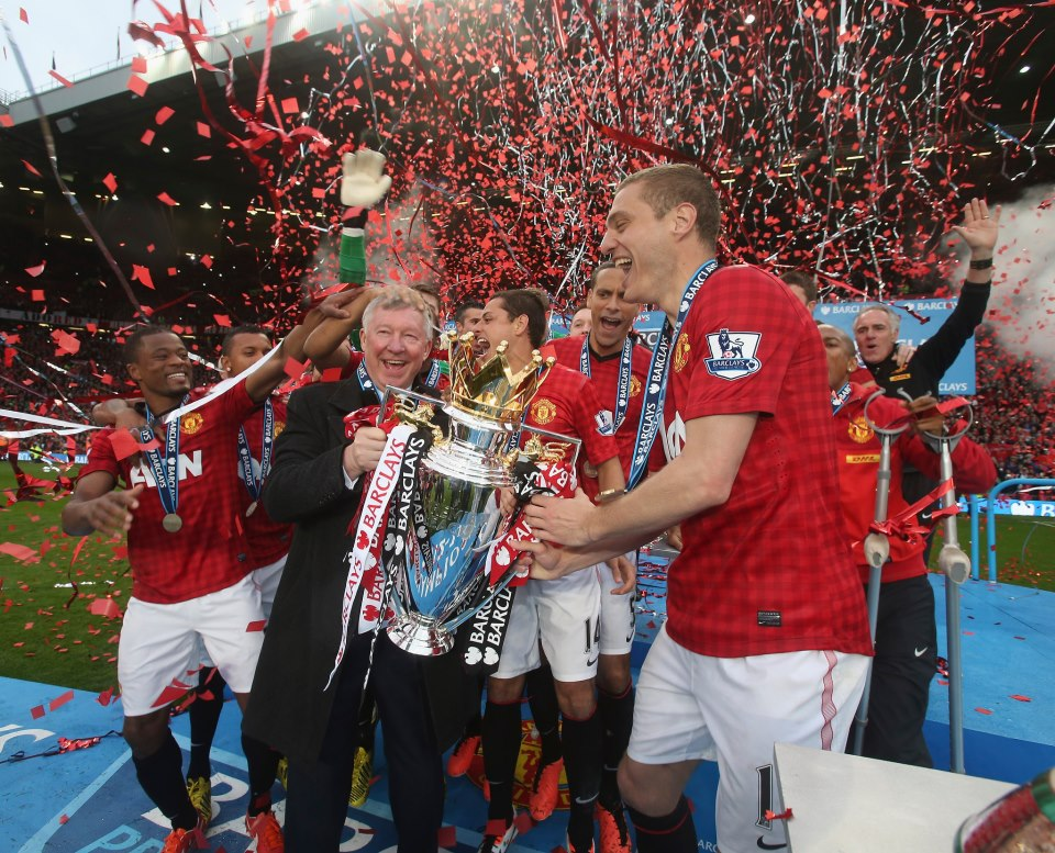 Champions: Manchester United 20 Champions 2013