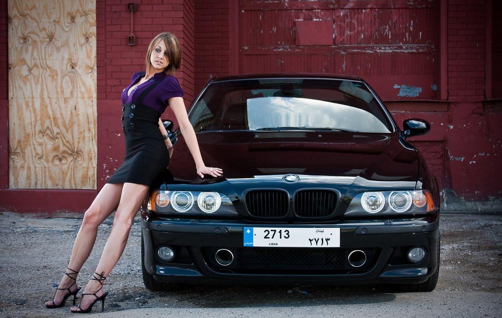 Hot Car Bmw 04