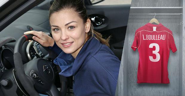 Laure Boulleau devient la nouvelle ambassadrice de Nissan