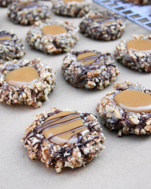 America S Test Kitchen Chocolate Turtle Cookies