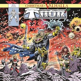 "Ο δίσκος των Thor ""Christmas in Valhalla"""
