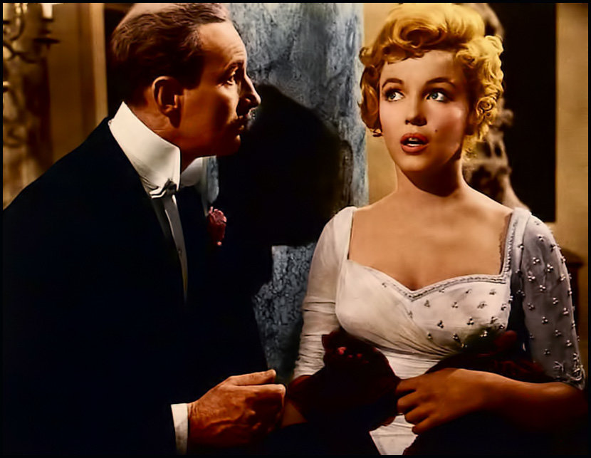 Movie Review: The Prince And The Showgirl (1957)   The Ace Black Blog