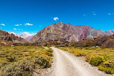 Cajón del Maipo - Zona Boulder Cerro Arenas