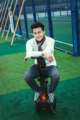 xe đạp gấp cao cấp x-robot igo có yên ngồi