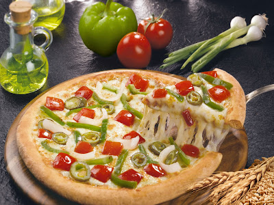 Full HD 1080p Pizza Wallpapers