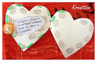 cuore per san valentino