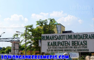 Penerimaan Pegawai BLUD Non PNS di RSUD Kabupaten Bekasi Tahun 2017