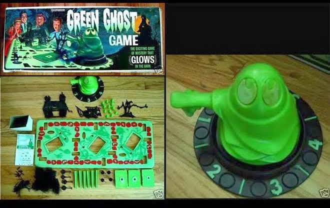 The green ghost game: