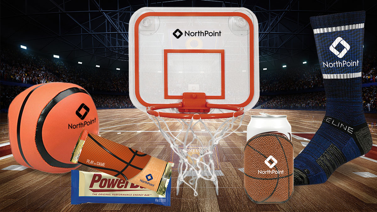 March Madness Promotional Products