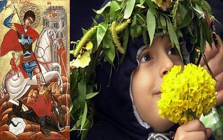 Tradiții Ajun Sfântul Gheorghe