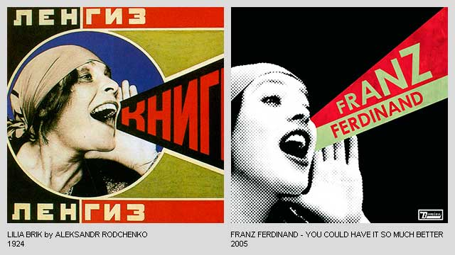 Lilia-Brik-by-Aleksandr-Rodchenko-You-Could-Have-It-So-Much-Better-Album-by-Franz-Ferdinand