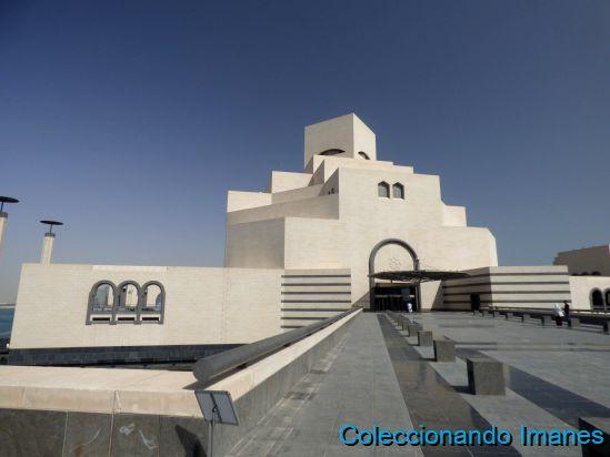 Museo de Arte Islamico de Qatar, visita en escala de Qatar