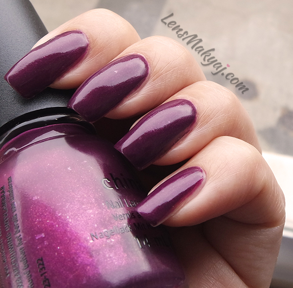 China Glaze Nice Caboose