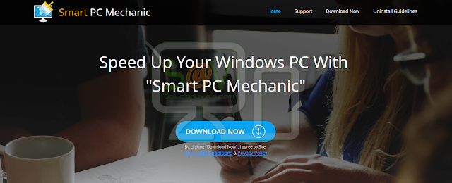 Smart PC Mechanic (Falso optimizador)