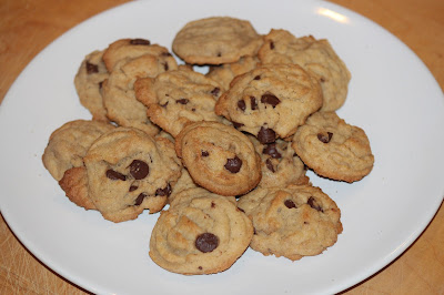 IMG 6219 - Chocolate Chip Cookies