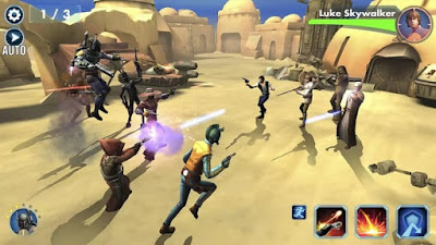 Star Wars Galaxy of Heroes v0.12.334385 Mod Apk