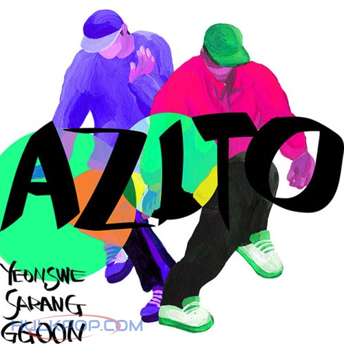 AZITO – City Hunter – Single