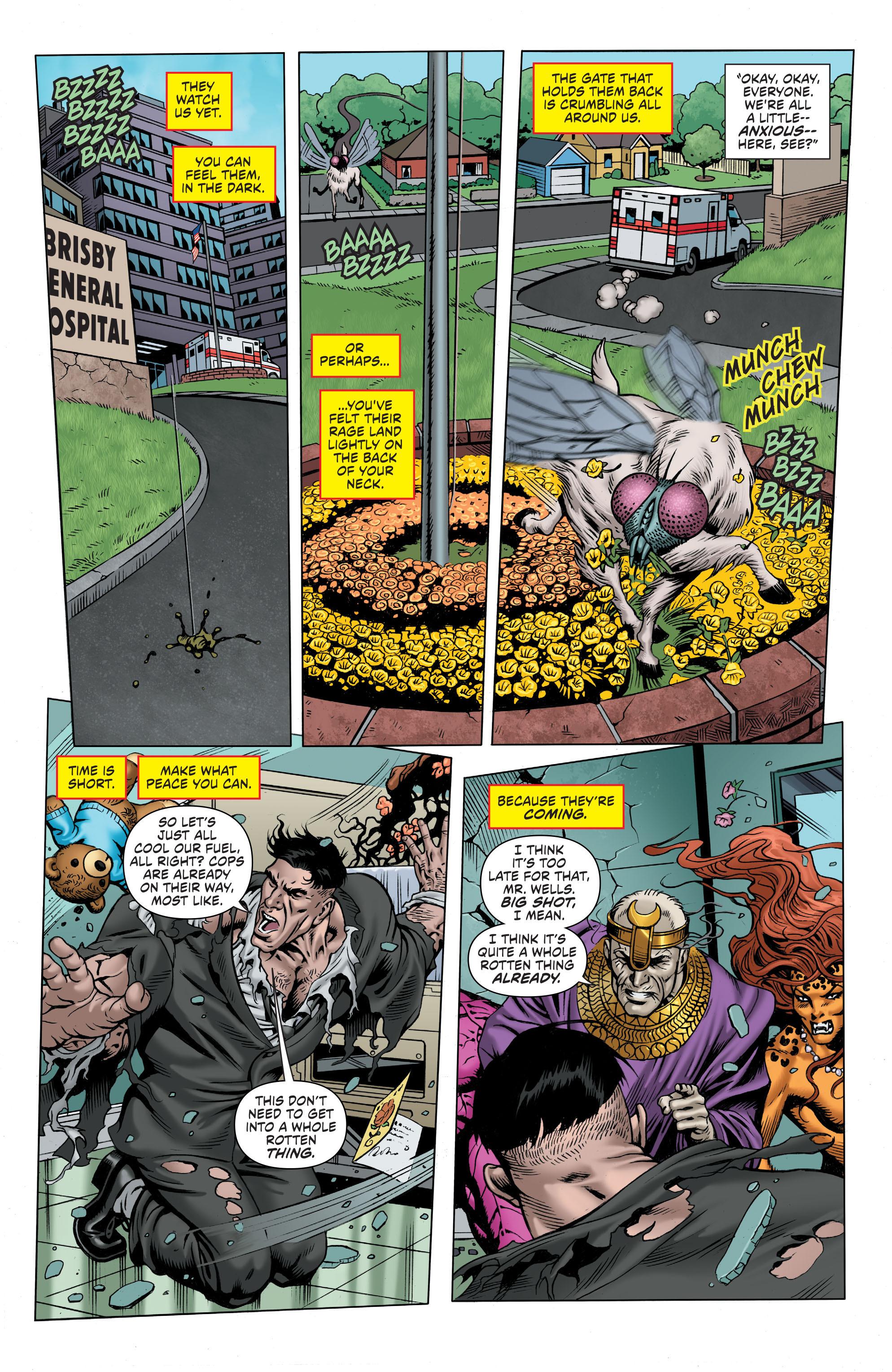 Read online Secret Six (2015) comic -  Issue #8 - 5