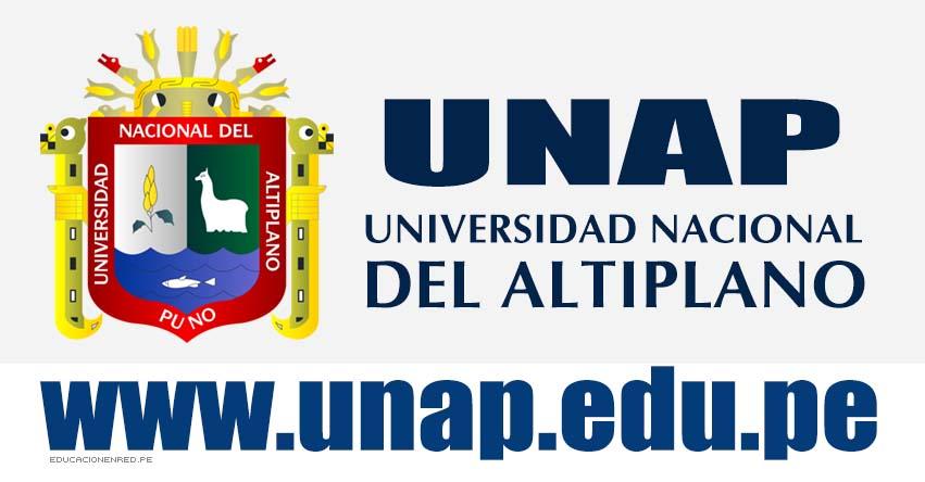 Resultados UNA Puno 2019-2 (Domingo 4 Agosto) Lista de Ingresantes Examen General - Universidad Nacional del Altiplano UNAP - www.unap.edu.pe