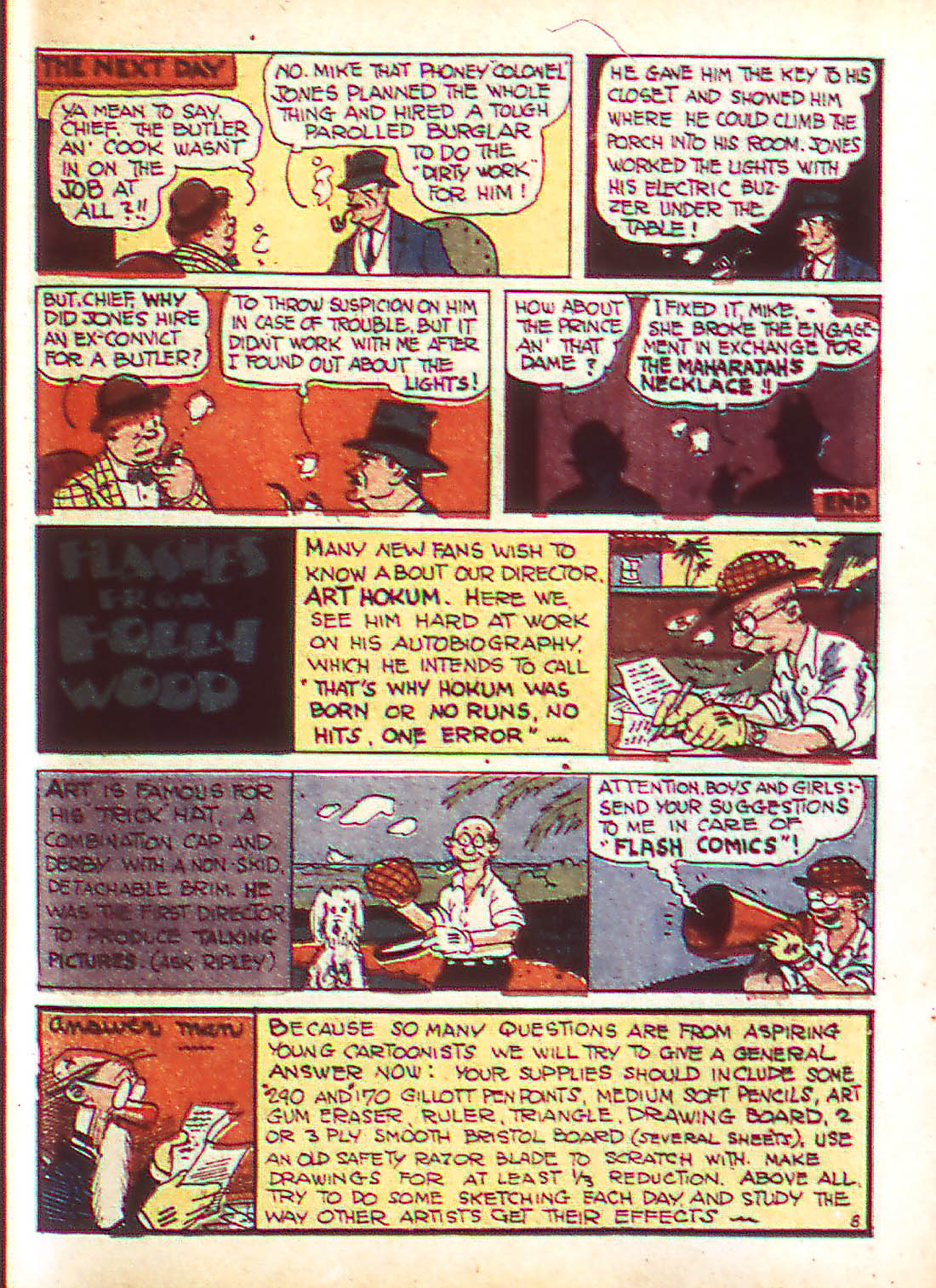 Flash Comics issue 22 - Page 55