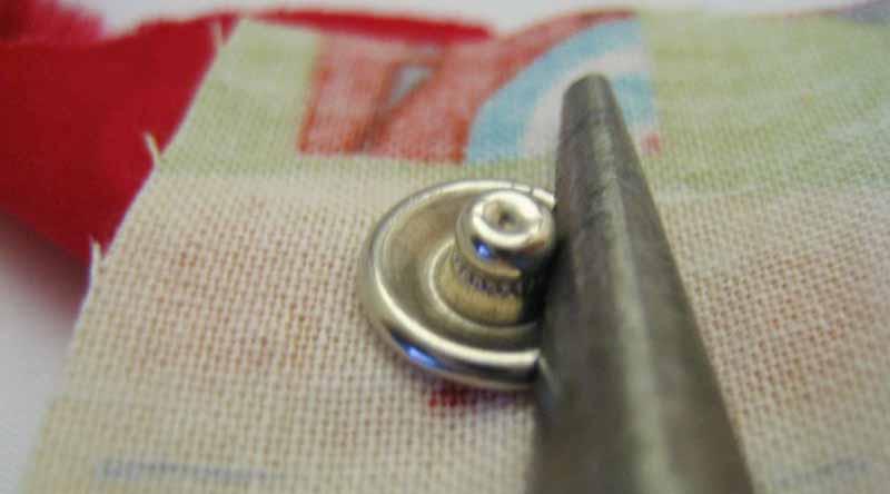 Cara Memasang Kancing Snap And Button Manual Dengan Mudah Pt