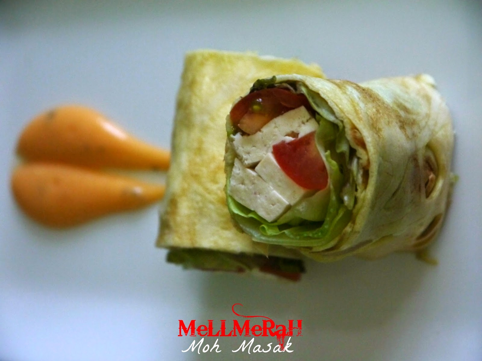 Resepi Popia Vietnam Paling Simple Tapi Sedap & Sihat. Siapa Tak Makan Sayur Pun Mesti Suka!