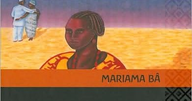 so long a letter imagenations 124 so a letter by mariama b 226 12908 | So Long a Letter
