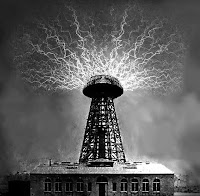 Image result for tesla tower