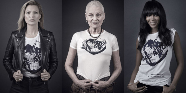 "Vivienne Westwood & 60 Celebs Launch ""Save The Arctic"" Charity Initiative"