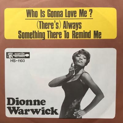 Burt Bacharach / Dionne Warwick ~ On My Way - YouTube