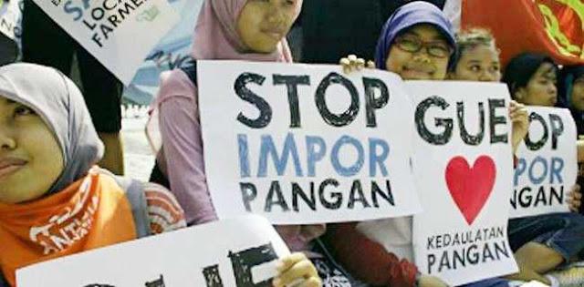 Geruduk Kemendag, Mahasiswa Bakal Nyatakan Perang Lawan Impor Pangan