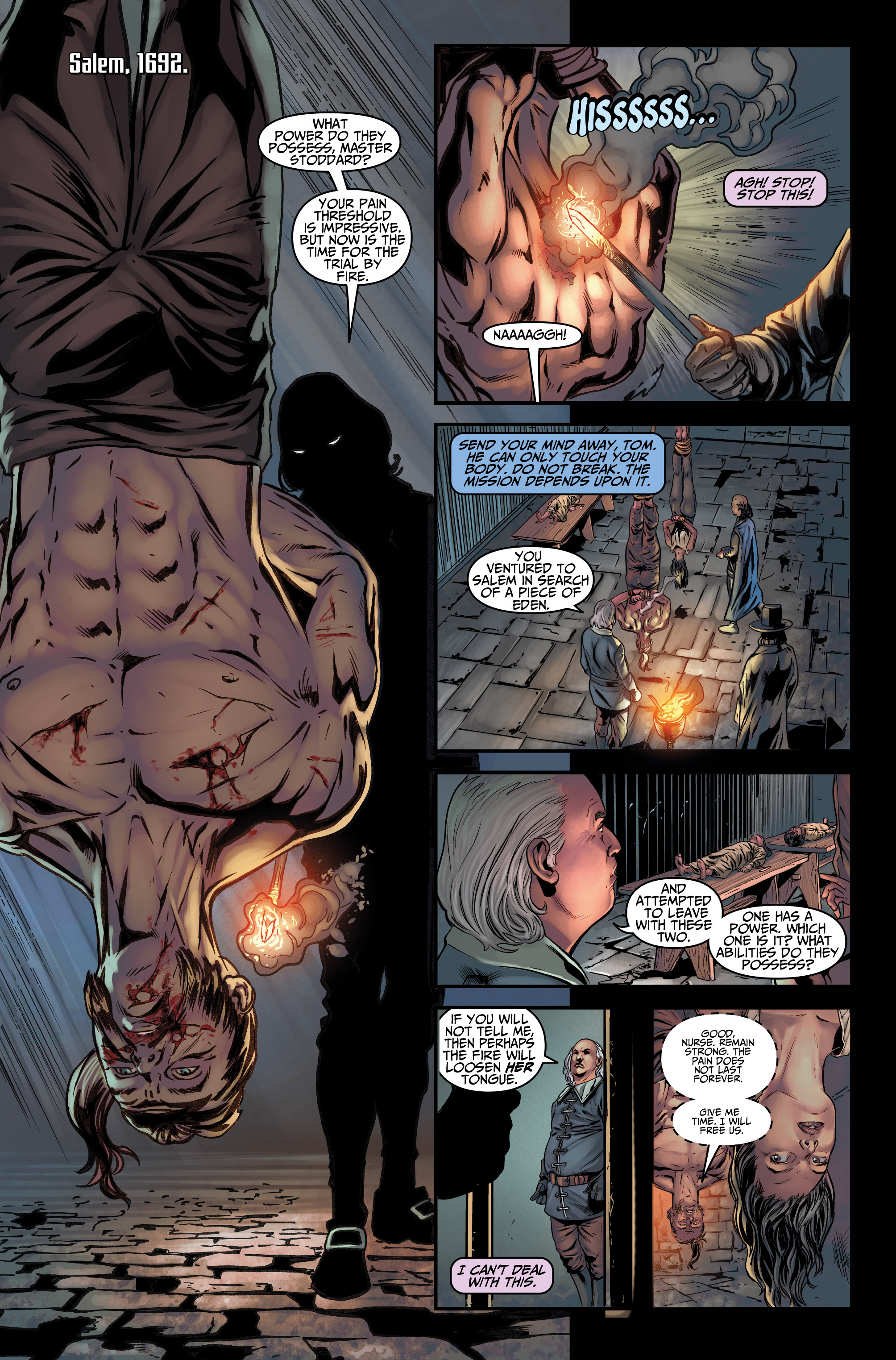 Read online Assassin's Creed (2015) comic -  Issue #4 - 4
