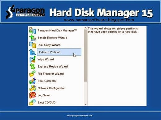 Paragon hard disk manager 15 pro coupon 25% off discount code.
